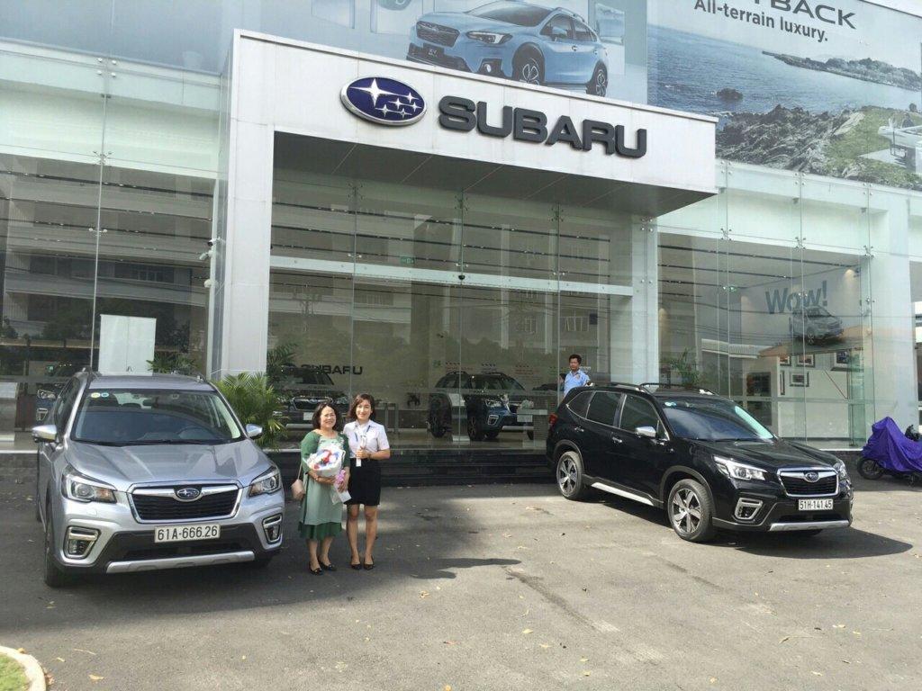 Subaru của nước nào